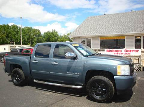 2007 Chevrolet Silverado 1500 for sale at BISHOPS CORNER AUTO SALES in Sapulpa OK