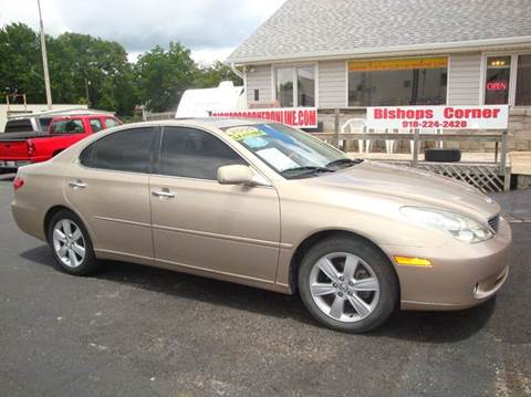 2005 Lexus ES 330 for sale at BISHOPS CORNER AUTO SALES in Sapulpa OK