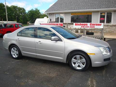 2007 Ford Fusion for sale at BISHOPS CORNER AUTO SALES in Sapulpa OK