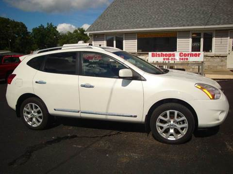 2011 Nissan Rogue for sale at BISHOPS CORNER AUTO SALES in Sapulpa OK