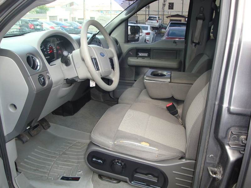 2006 Ford F-150 for sale at BISHOPS CORNER AUTO SALES in Sapulpa OK