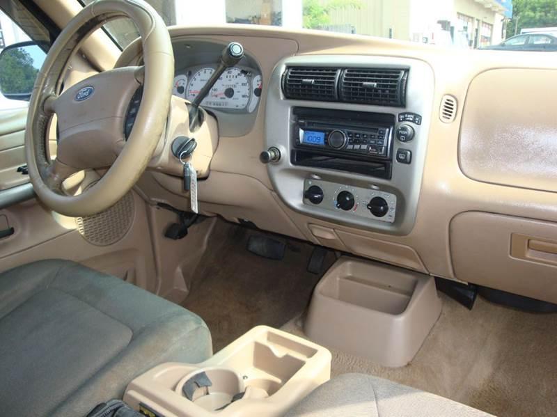 2001 Ford Explorer Sport for sale at BISHOPS CORNER AUTO SALES in Sapulpa OK