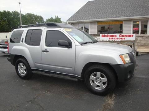 2006 Nissan Xterra for sale at BISHOPS CORNER AUTO SALES in Sapulpa OK