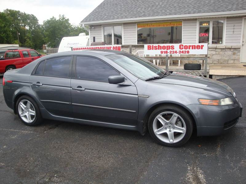 2006 Acura TL for sale at BISHOPS CORNER AUTO SALES in Sapulpa OK