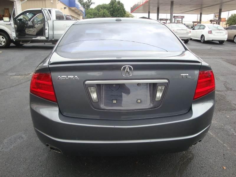 2006 Acura TL for sale at BISHOPS CORNER AUTO SALES in Sapulpa OK