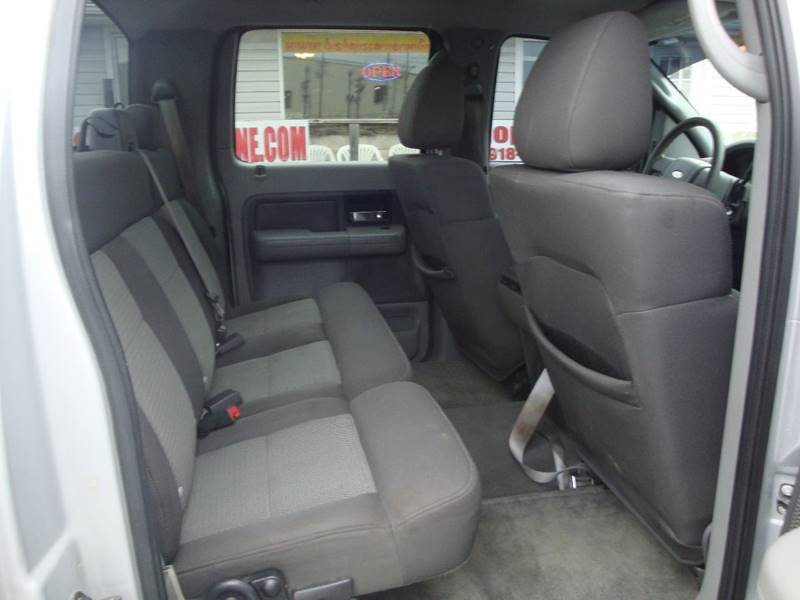 2004 Ford F-150 for sale at BISHOPS CORNER AUTO SALES in Sapulpa OK