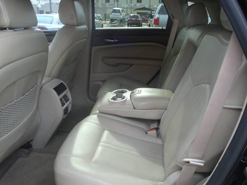 2011 Cadillac SRX for sale at BISHOPS CORNER AUTO SALES in Sapulpa OK