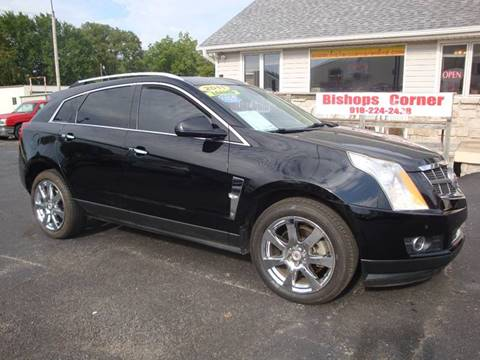 2011 Cadillac SRX for sale at BISHOPS CORNER AUTO SALES in Sapulpa OK