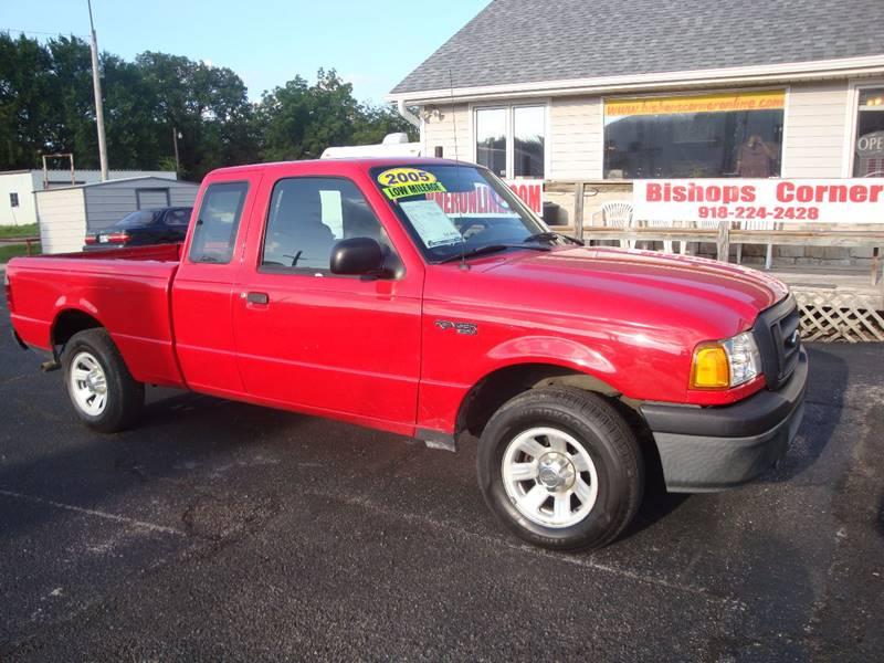 2005 Ford Ranger for sale at BISHOPS CORNER AUTO SALES in Sapulpa OK