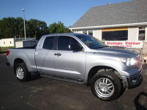 2011 Toyota Tundra for sale at BISHOPS CORNER AUTO SALES in Sapulpa OK