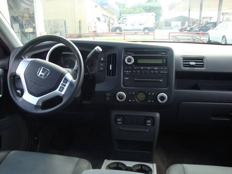 2007 Honda Ridgeline for sale at BISHOPS CORNER AUTO SALES in Sapulpa OK