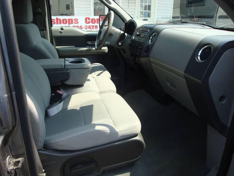 2008 Ford F-150 for sale at BISHOPS CORNER AUTO SALES in Sapulpa OK
