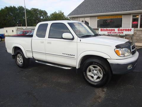 2002 Toyota Tundra for sale in Sapulpa, OK