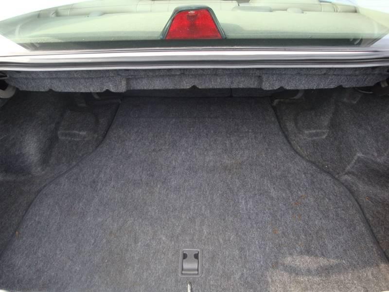 2002 Lincoln LS for sale at BISHOPS CORNER AUTO SALES in Sapulpa OK