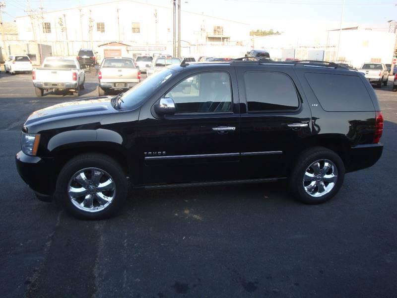 2010 Chevrolet Tahoe for sale at BISHOPS CORNER AUTO SALES in Sapulpa OK