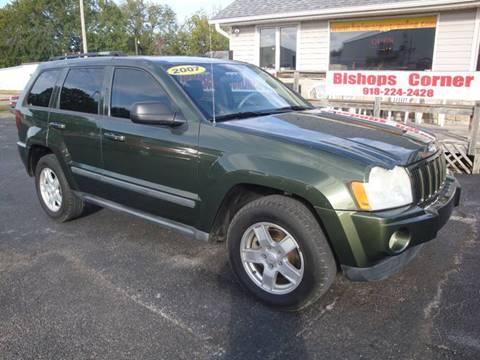 2007 Jeep Grand Cherokee for sale in Sapulpa, OK