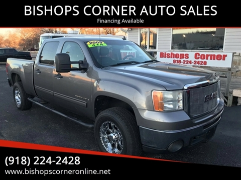 2009 GMC Sierra 2500HD for sale in Sapulpa, OK