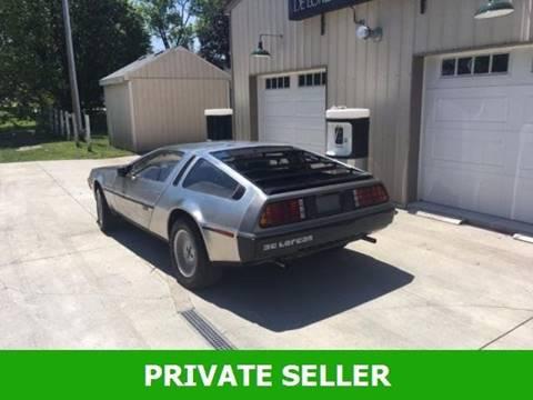 Delorean Car For Sale >> 1981 Delorean Dmc 12 For Sale In Sapulpa Ok