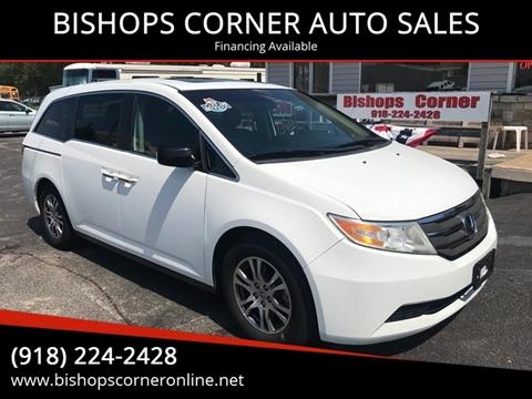 2012 Honda Odyssey For Sale >> Honda Odyssey For Sale In Sapulpa Ok Bishops Corner Auto