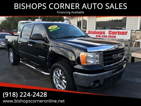 2011 GMC Sierra 1500 for sale in Sapulpa, OK