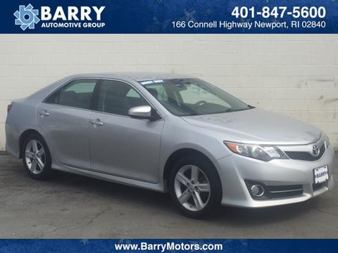 2014 Toyota Camry for sale in Newport, RI