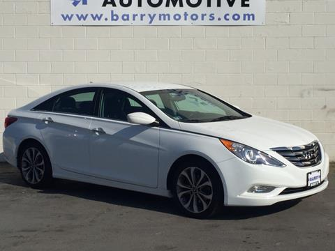 2013 Hyundai Sonata for sale in Newport, RI