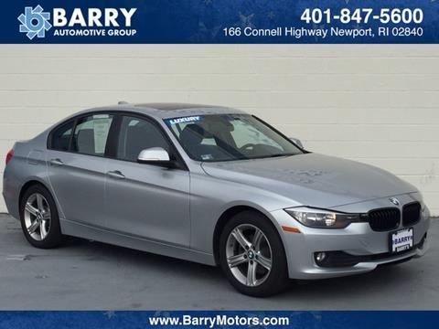 2014 BMW 3 Series for sale in Newport, RI