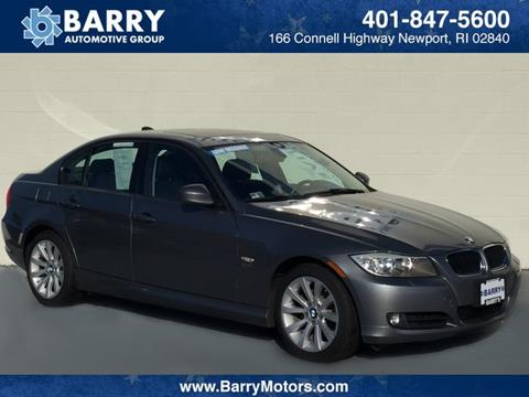 2011 BMW 3 Series for sale in Newport RI