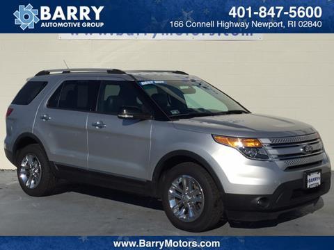 2013 Ford Explorer for sale in Newport, RI