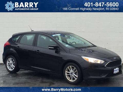 2015 Ford Focus for sale in Newport, RI