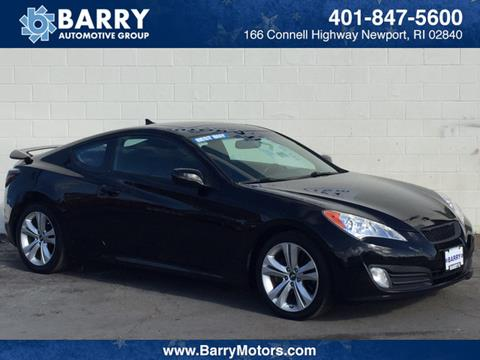 2010 Hyundai Genesis Coupe for sale in Newport, RI