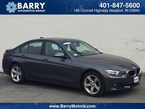 2013 BMW 3 Series for sale in Newport RI