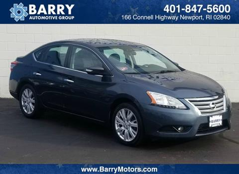 2013 Nissan Sentra For Sale In Rhode Island Carsforsale