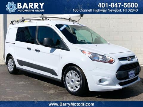 2016 Ford Transit Connect Cargo for sale in Newport, RI