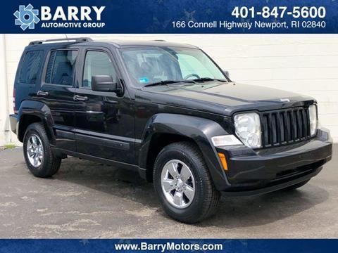 2008 Jeep Liberty for sale in Newport, RI