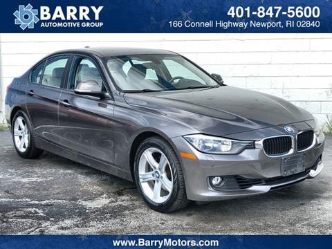 2013 BMW 3 Series for sale in Newport, RI