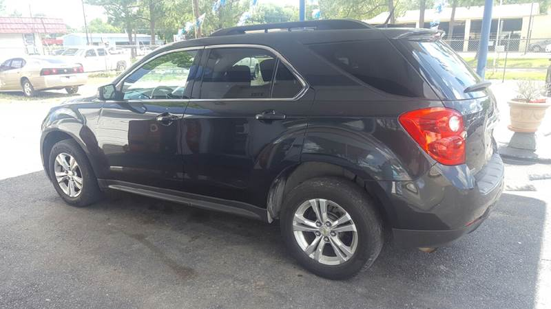 2012 Chevrolet Equinox for sale at Bill Bailey's Affordable Auto Sales in Lake Charles LA