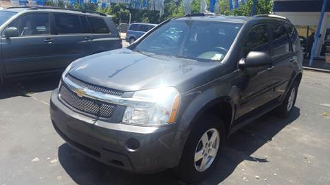 2009 Chevrolet Equinox for sale at Bill Bailey's Affordable Auto Sales in Lake Charles LA