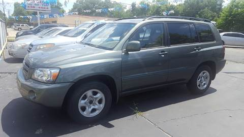 2007 Toyota Highlander for sale at Bill Bailey's Affordable Auto Sales in Lake Charles LA