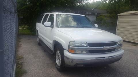 2004 Chevrolet Suburban for sale at Bill Bailey's Affordable Auto Sales in Lake Charles LA