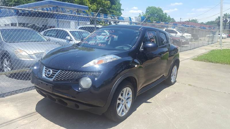 2011 Nissan JUKE for sale at Bill Bailey's Affordable Auto Sales in Lake Charles LA