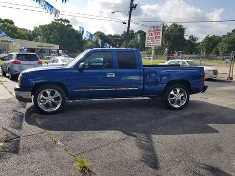 2003 Chevrolet Silverado 1500 for sale at Bill Bailey's Affordable Auto Sales in Lake Charles LA