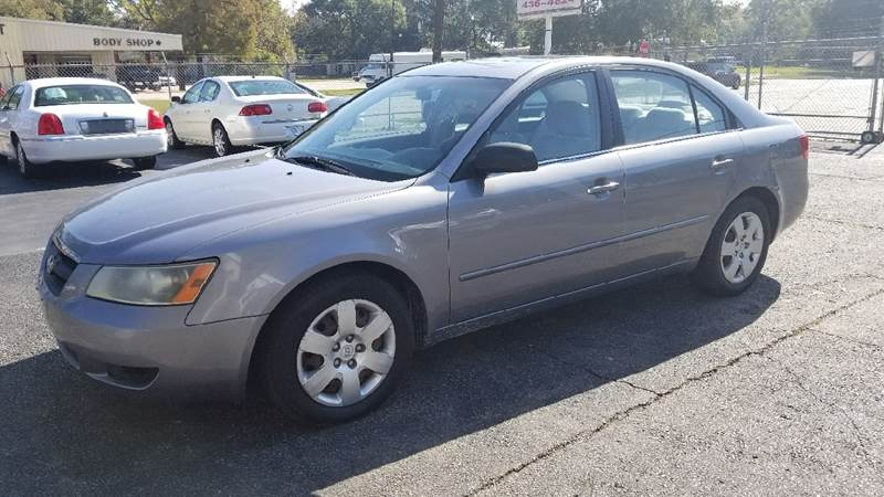 Bailey's Auto Sales >> 2008 Hyundai Sonata Gls 4dr Sedan In Lake Charles La Bill