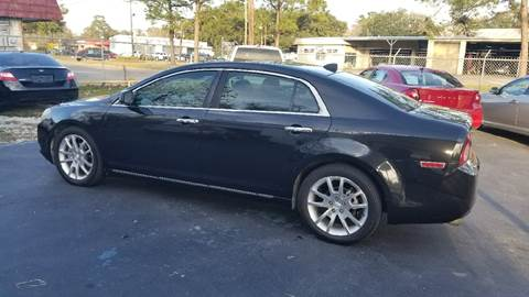 2012 Chevrolet Malibu for sale at Bill Bailey's Affordable Auto Sales in Lake Charles LA