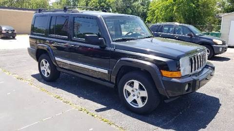 2010 Jeep Commander for sale at Bill Bailey's Affordable Auto Sales in Lake Charles LA