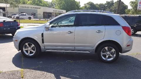 2013 Chevrolet Captiva Sport for sale at Bill Bailey's Affordable Auto Sales in Lake Charles LA
