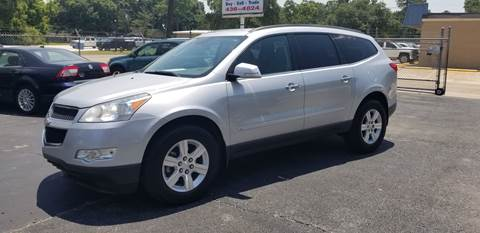 2010 Chevrolet Traverse for sale at Bill Bailey's Affordable Auto Sales in Lake Charles LA