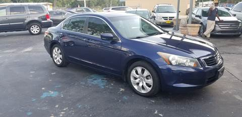2010 Honda Accord for sale at Bill Bailey's Affordable Auto Sales in Lake Charles LA