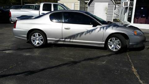 2007 Chevrolet Monte Carlo for sale at Bill Bailey's Affordable Auto Sales in Lake Charles LA