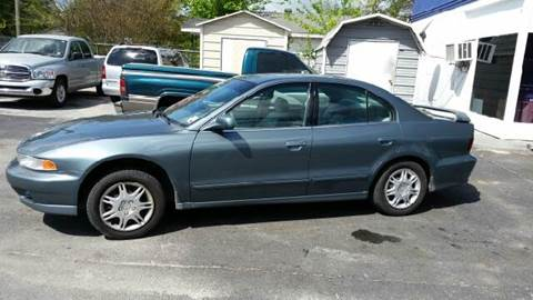 1999 Mitsubishi Galant for sale at Bill Bailey's Affordable Auto Sales in Lake Charles LA